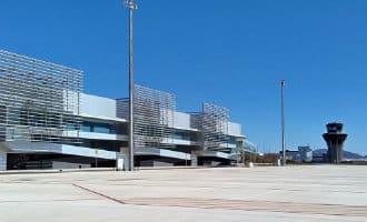 Problemen voor het vliegveld Corvera: aardbevingen
