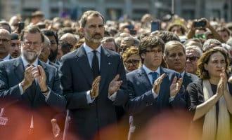 Politiek getouwtrek rondom herdenking van terroristische aanslagen Barcelona en Cambrils
