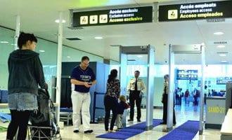 Veiligheidspersoneel vliegveld Gerona gaat staken in september