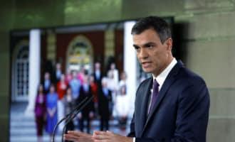 Balans van twee maanden regering-Sánchez in Spanje