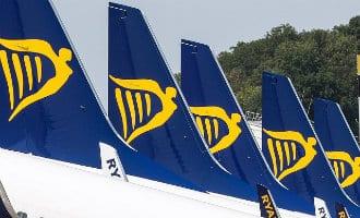 """""""Onnodige staking piloten"""" zonder gevolgen voor Nederlandse Ryanair vluchten"""