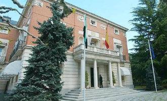 """De officiële ambtswoning van de Spaanse premier """"La Moncloa"""" open voor publiek"""