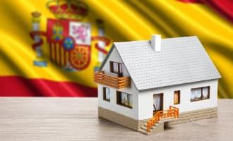 Minder woningen verkocht in Spanje in juni