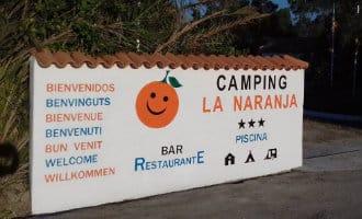 Steekpartij op camping in Gandia