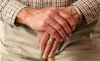 Het gemiddelde ouderdomspensioen in Spanje is in augustus 1.102 euro