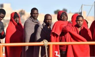Aantal Afrikaanse migranten in Spanje nu al hoger dan in heel 2017