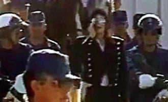 Politie Spanje plaatst video met Michael Jackson