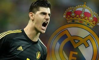 Belgische doelman Courtois keert terug naar Madrid