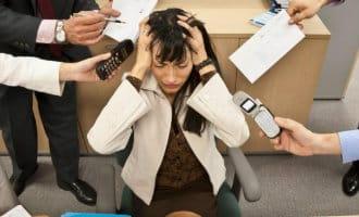 Catalaanse meest en Baskische vrouwen minst gestresste Spanjaarden