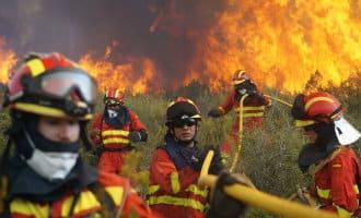 Bosbrand Llutxent in Valencia grootste tot nu toe in Spanje