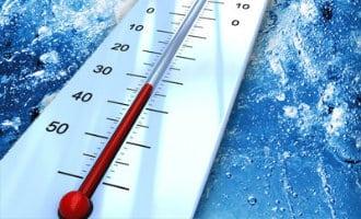Temperaturen zeewater Middellandse Zee te hoog