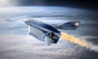 Tien Spanjaarden op de lijst van eerste ruimtetoeristen met de Virgin Galactic