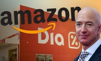 Amazon wil de Spaanse supermarktketen Día kopen