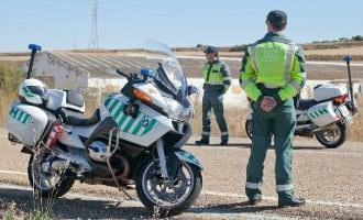 Minder verkeerspolitie agenten is gevaarlijk in Spanje