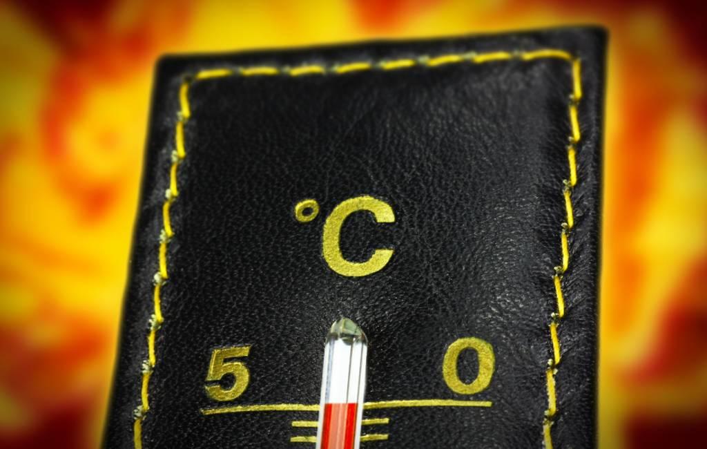 Temperaturen van 51, 50, 49 graden in Spanje of niet?