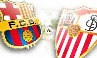 Supercup Spanje: FC Barcelona wint met 1-2 van Sevilla