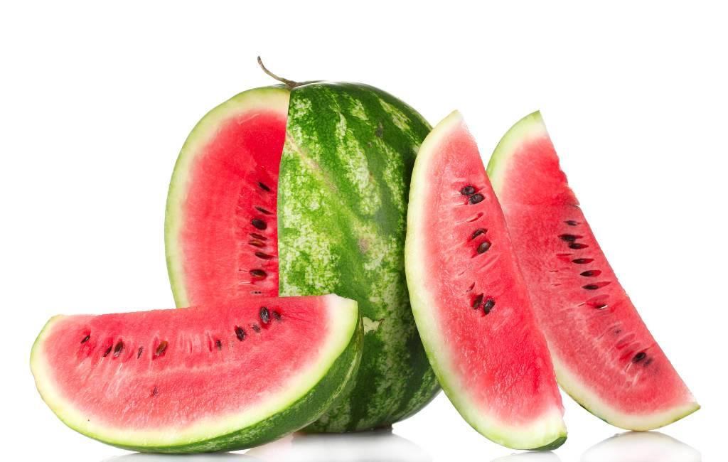 Waarom het eten van een meloen in de zomer in Spanje een goed idee is