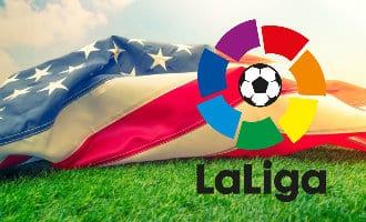 Spaanse LaLiga wedstrijden in de VS en Canada