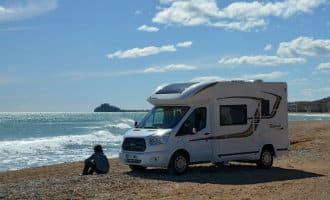 Verkoop campers flink gestegen in Spanje