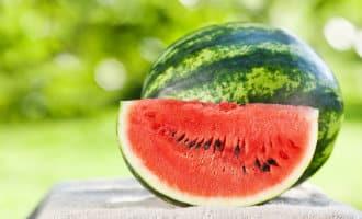 Waarom is een watermeloen zo gezond in Spanje?