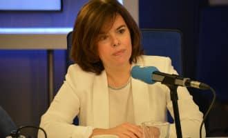 Voormalige vicepremier Spanje Sáenz de Santamaría (PP) verlaat politiek