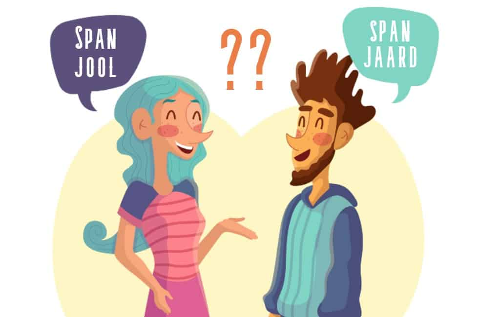 Is het Spanjool of Spanjaard?