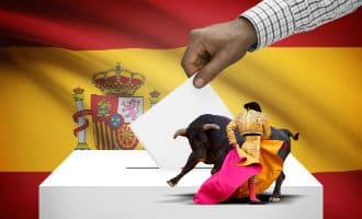 Partijleider Podemos wil een referendum over het stierenvechten in Spanje