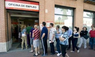 Werkloosheid in augustus met 47.000 personen gestegen in Spanje
