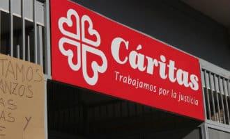 Volgens Caritas leven er in Spanje 8,6 miljoen mensen op de grens van sociale uitsluiting