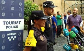 Murcia heeft speciale toeristenpolitie