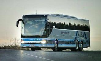 Busmaatschappij ALSA kopieert Ryanair met low cost tarieven voor buslijndiensten in Spanje