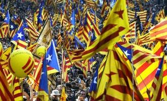 Catalonië in de ban van de regionale feest-, herdenkings- en protestdag La Diada