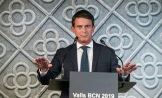 Voormalige Franse eerste minister Manuel Valls wil burgemeester van Barcelona worden