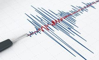 Twee aardbevingen voor de kust van de Costa del Sol