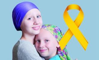Ouders met kinderen met kanker klagen over de gele Catalaanse lintjes