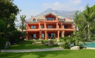 Duurste woning van Spanje in Marbella in de verkoop voor 80 miljoen euro