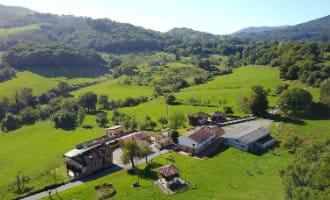 Te koop: dorp in Asturië met uitzicht op de Picos de Europa