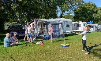 Merendeel campinggasten in Spanje zijn Spanjaarden