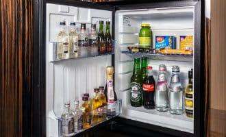 Negen van de tien hotels Costa Blanca heeft geen minibar meer op de kamers