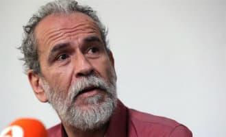 Acteur Willy Toledo gearresteerd voor het niet verschijnen voor de rechter in Madrid
