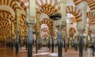De Mezquita in Córdoba is niet van de Katholieke Kerk