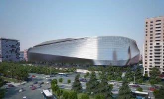 Real Madrid krijgt vernieuwd stadion ter waarde van 575 miljoen euro