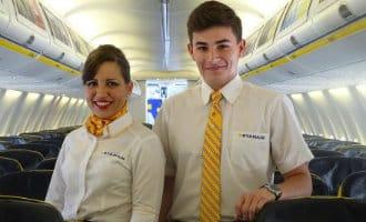 Ryanair annuleert vanwege staking op 28 september 190 van de 2.400 geplande vluchten