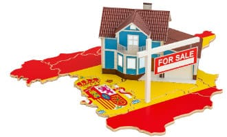 Spanje favoriet land voor een tweede woning