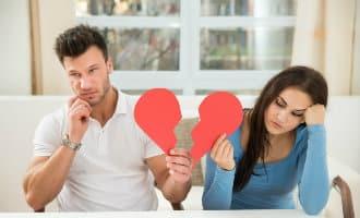 100.000 echtparen zijn in 2017 van elkaar gescheiden