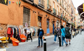 De coolste wijk ter wereld is in Madrid te vinden