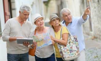 Verkoop van seniorenreizen IMSERSO begint weer in Spanje