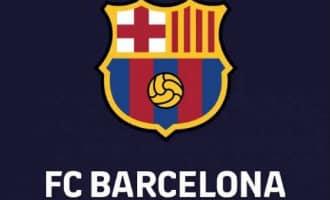 FC Barcelona presenteert nieuw wapenschild of clublogo