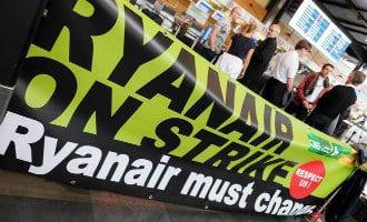 Cabinepersoneel Ryanair dreigt opnieuw met Europese stakingen