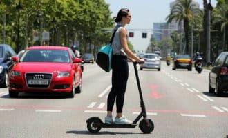 Spaanse verkeersdienst gaat zich nu ook bemoeien met de elektrische steps